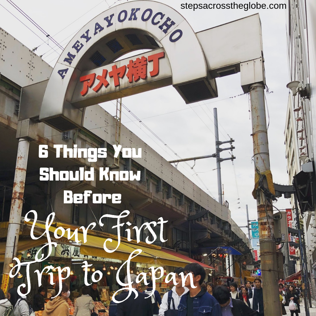 6 Things You Should Know Before Your First Trip to Japan